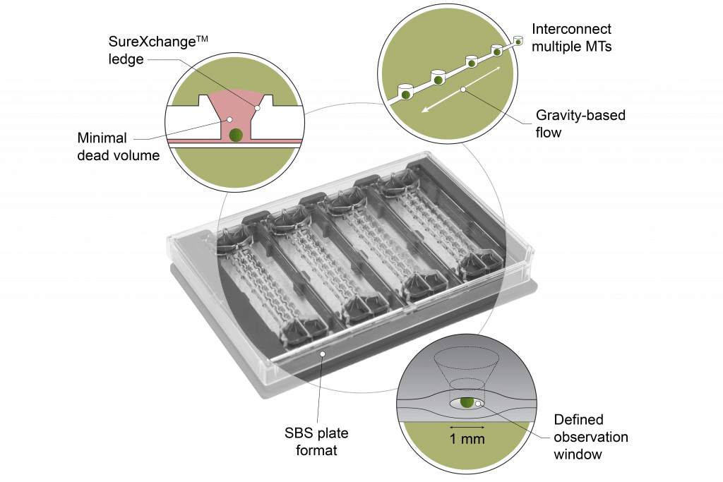 Organ on a chip microfluidics technology