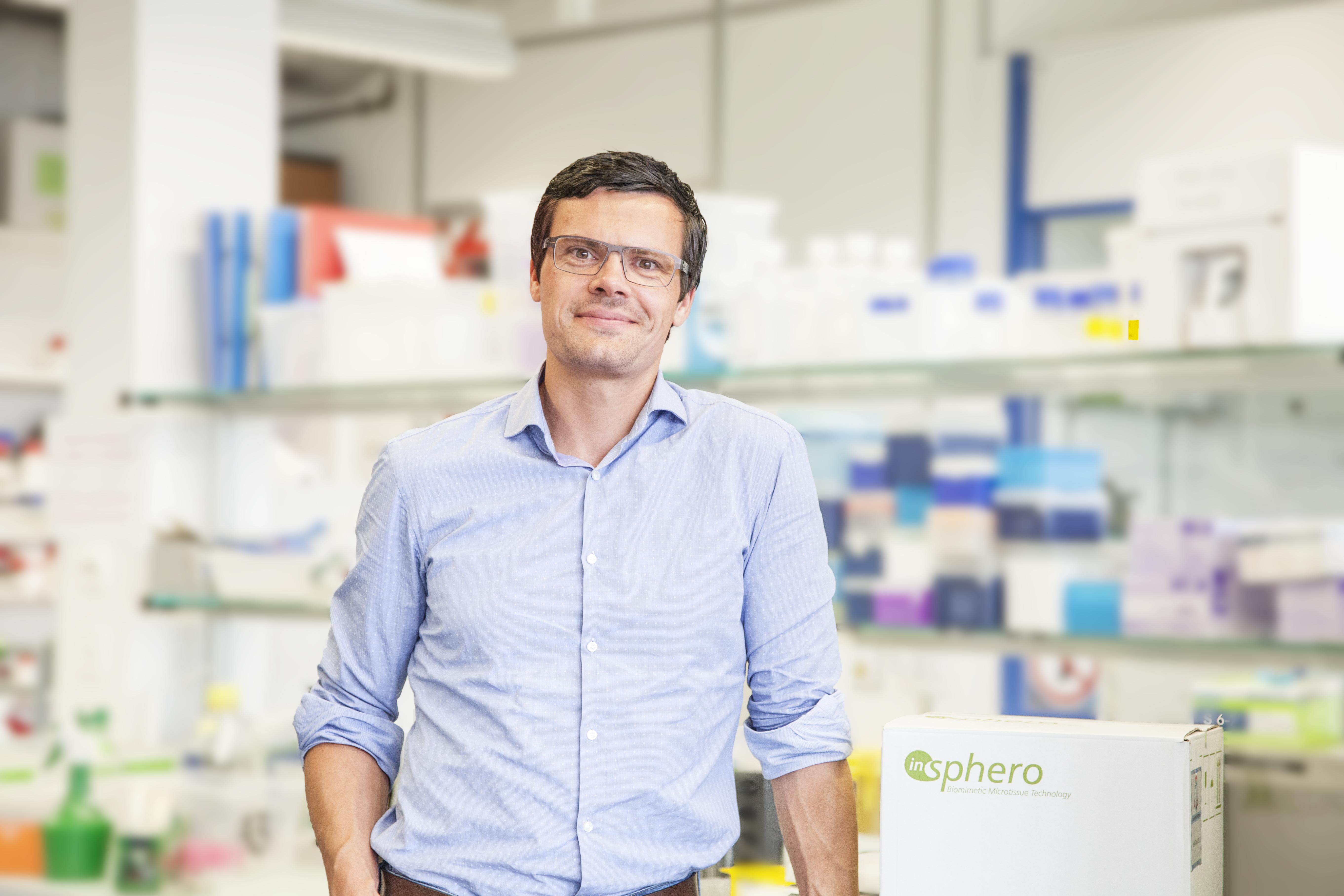 Olivier Frey, PhD