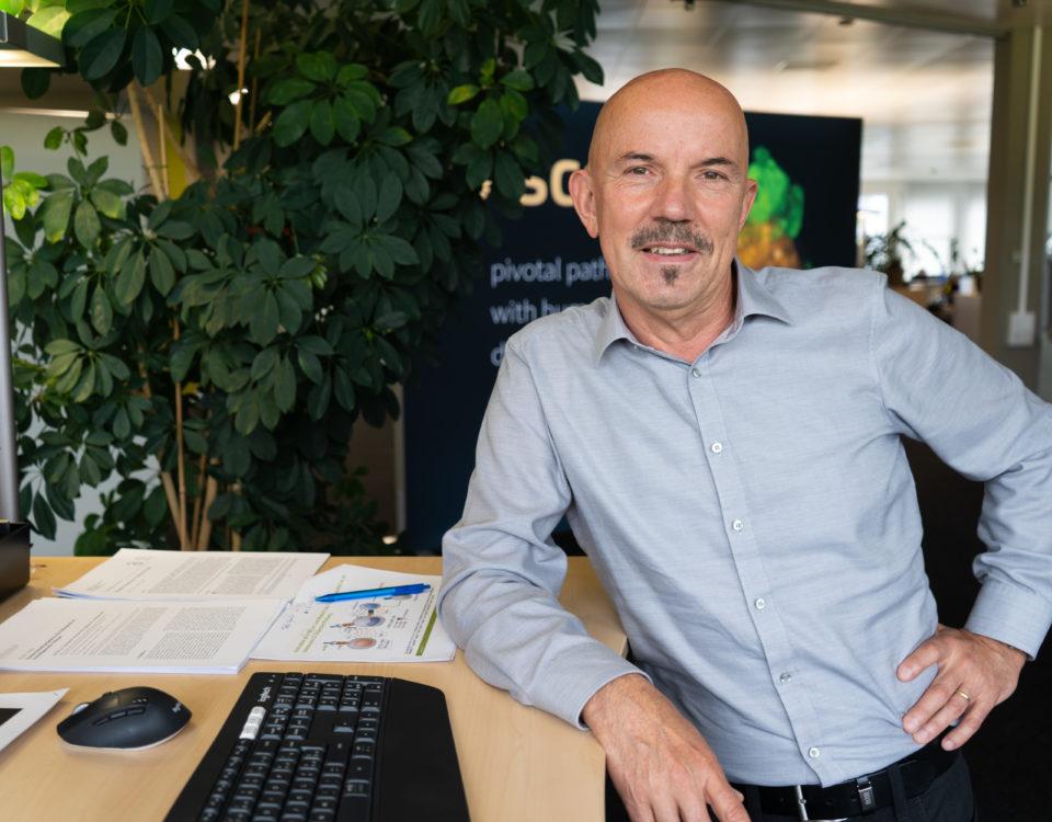 CSO Armin Wolf PhD