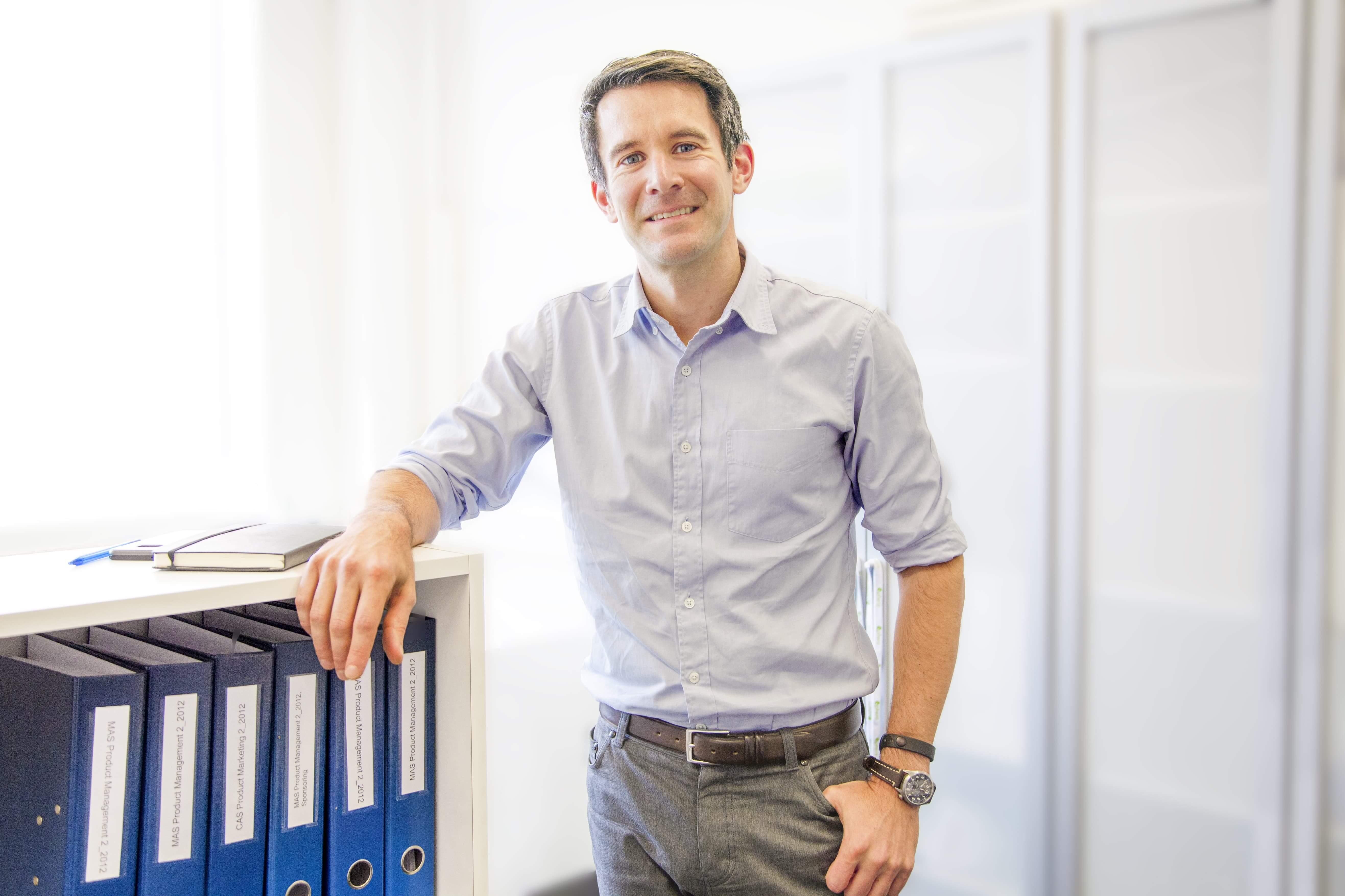 Patrick Guye, PhD