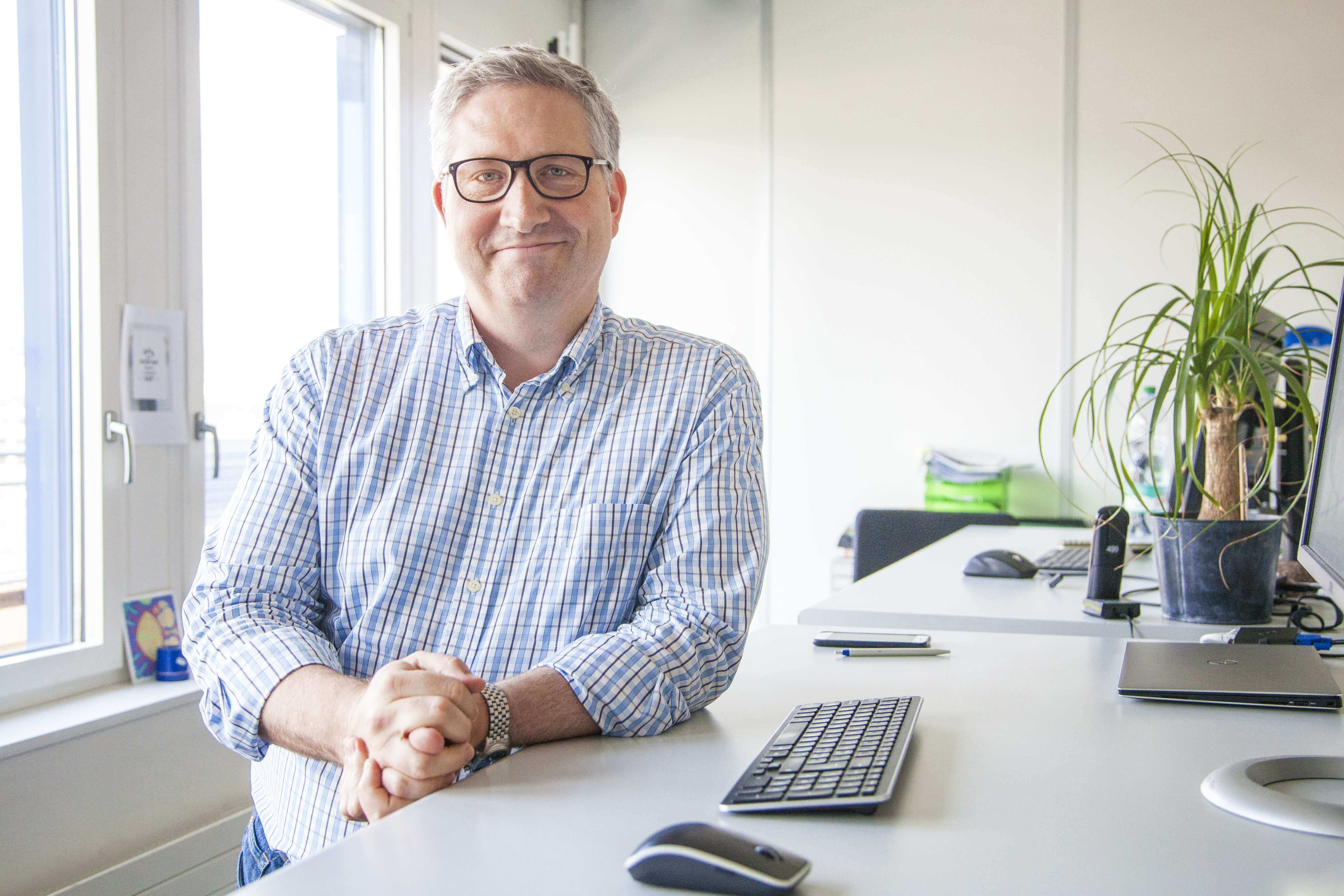 Oliver Krähenbühl, MBA
