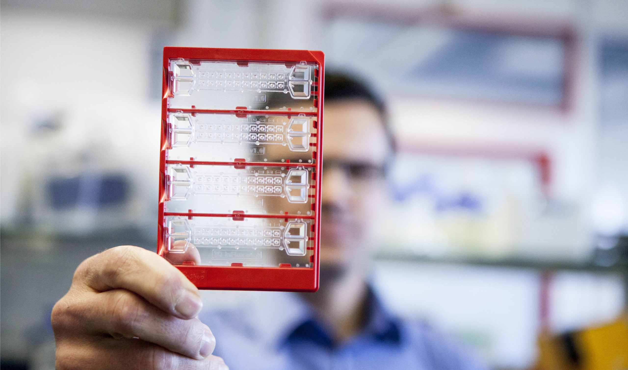 Microfluidic chips are the cornerstone of body on a chip systems