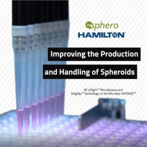 InSphero and Hamilton Automation